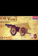 Academy Academy 18142 Da Vinci Machines - Spingarde