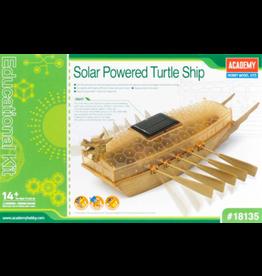 Academy Academy 18135 Solar Powered Turtle Ship Education Model Kit