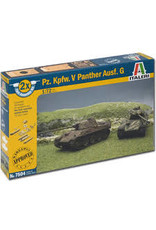 Italeri Italeri 7504 Pz.Kpfw.V Panther Ausf.G
