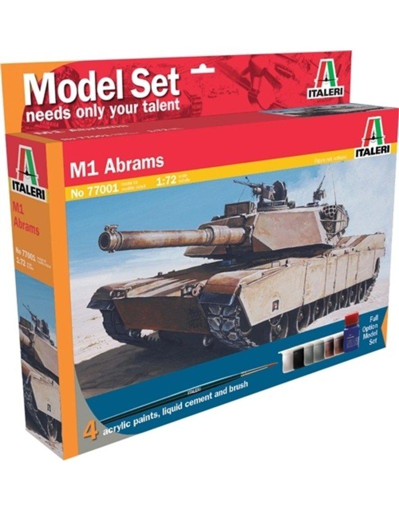 Italeri Italeri 77001 M1 Abrams