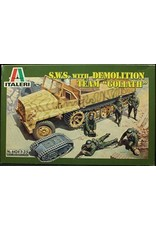 Italeri Italeri 6434 SWS and Demolition Team Goliath
