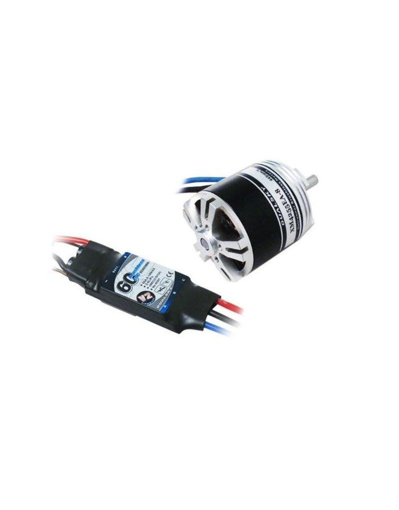 Dualsky Dualsky 50E Tuning Combo with 4255EA-6 590kv  Motor and 60A ESC