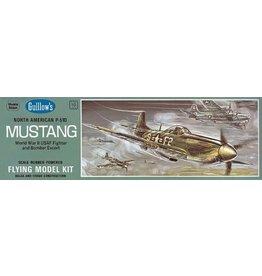 Guillows Guillows P-51D Mustang Model Kit