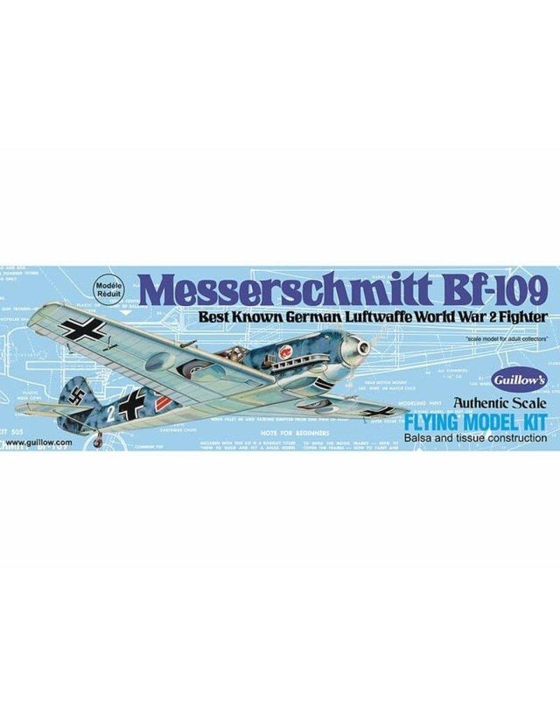 Guillows Guillows Messerschmitt Bf-109 Kit