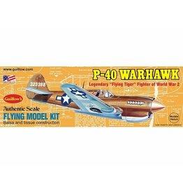 Guillows Guillows Curtis P-40 Warhawk Kit