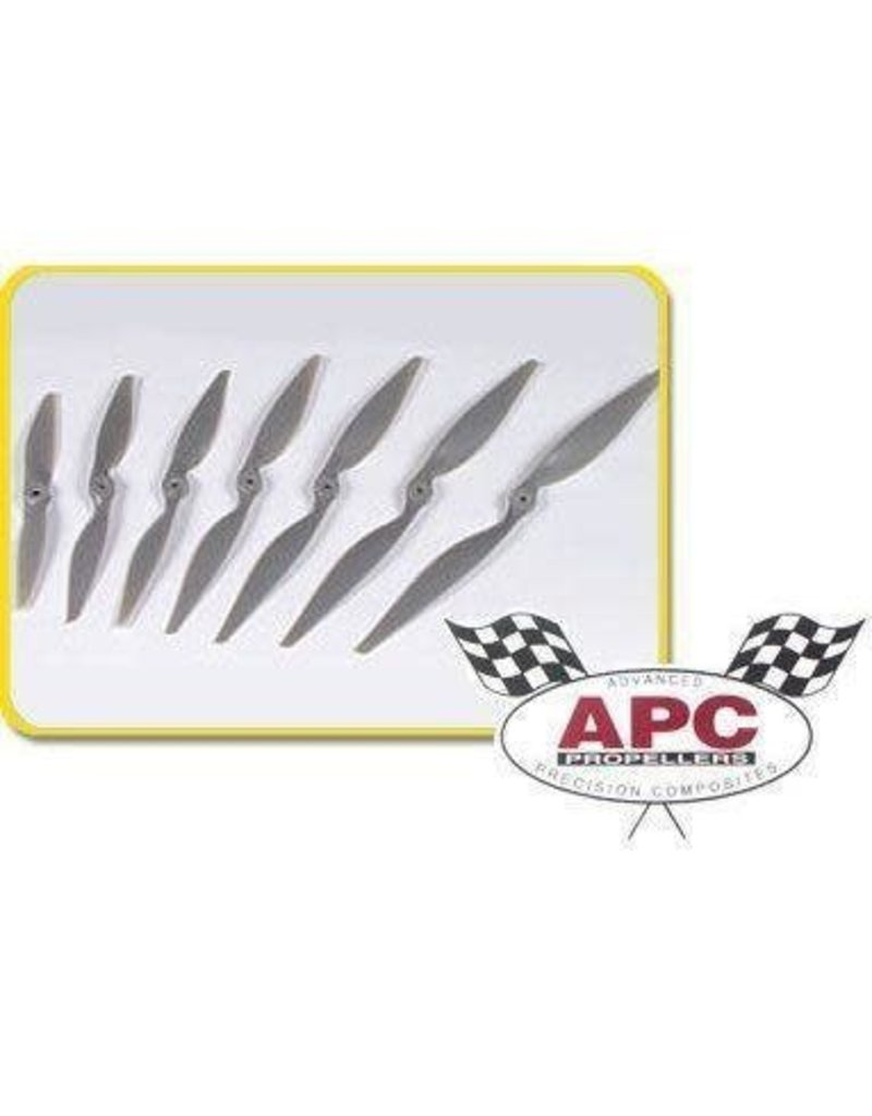 APC Props APC 8x6 Slow-Fly Prop