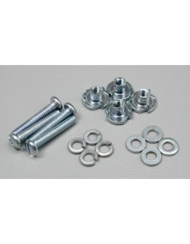 Dubro Dubro Bolts And Blind Nuts 2-56 X 12Mm.-4