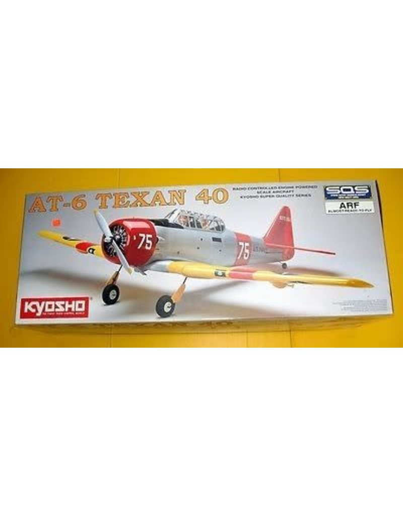 Kyosho ARF TEXAN SPECIAL (NO DECALS)