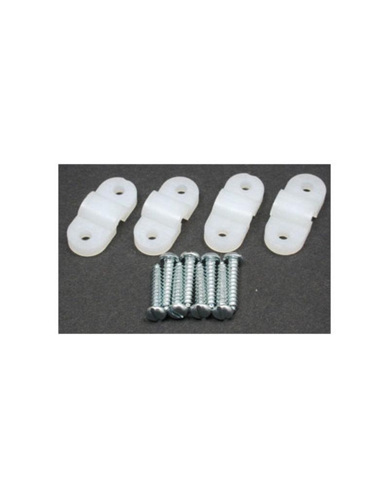 Dubro Dubro 1/8 Inch Nylon Landing Gear Straps-4