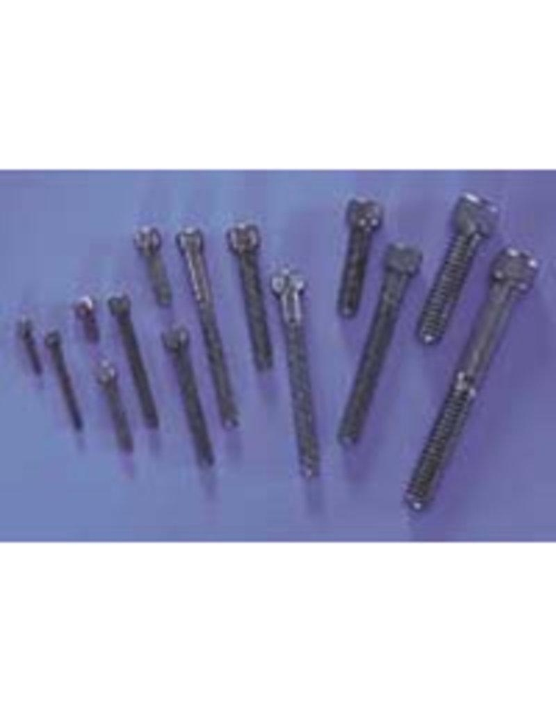 Dubro Dubro 8-32 X 1-1/4 Socket Head Scap Screws
