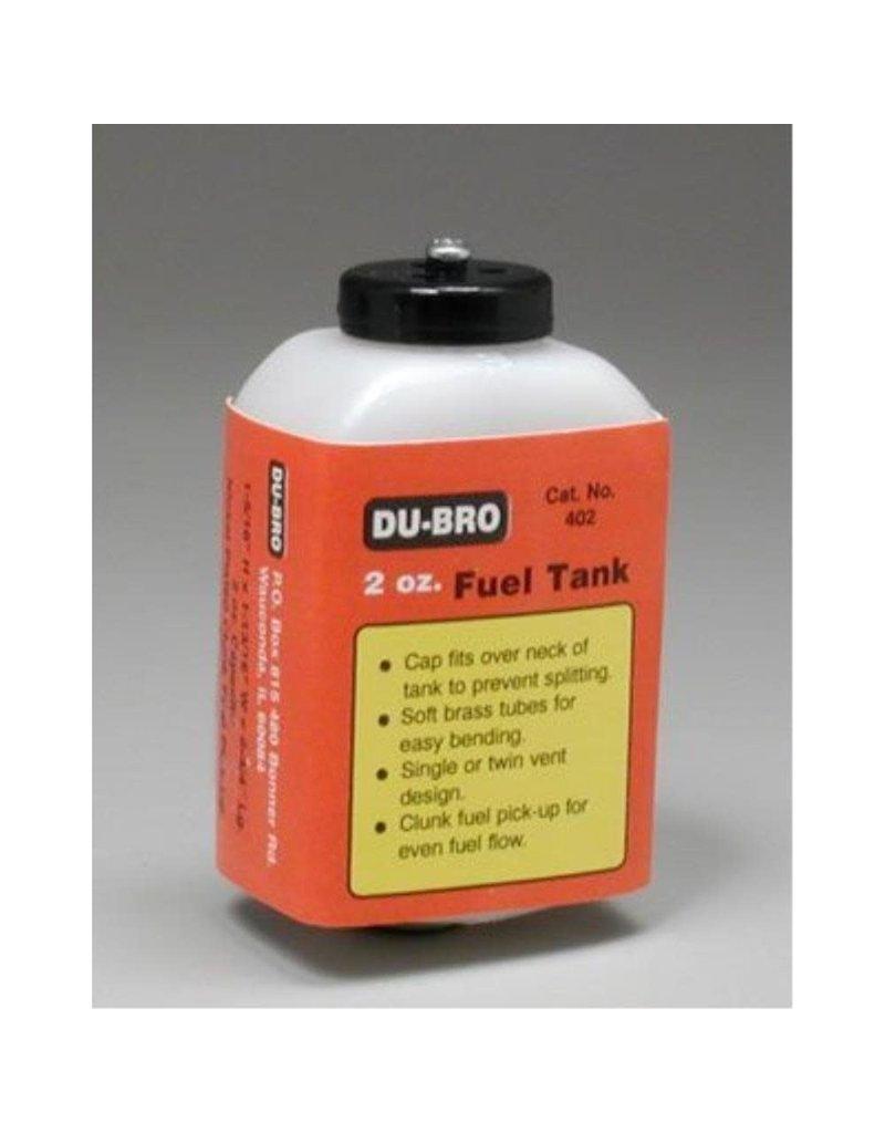 Dubro Dubro 2 Oz. Square Fuel Tank