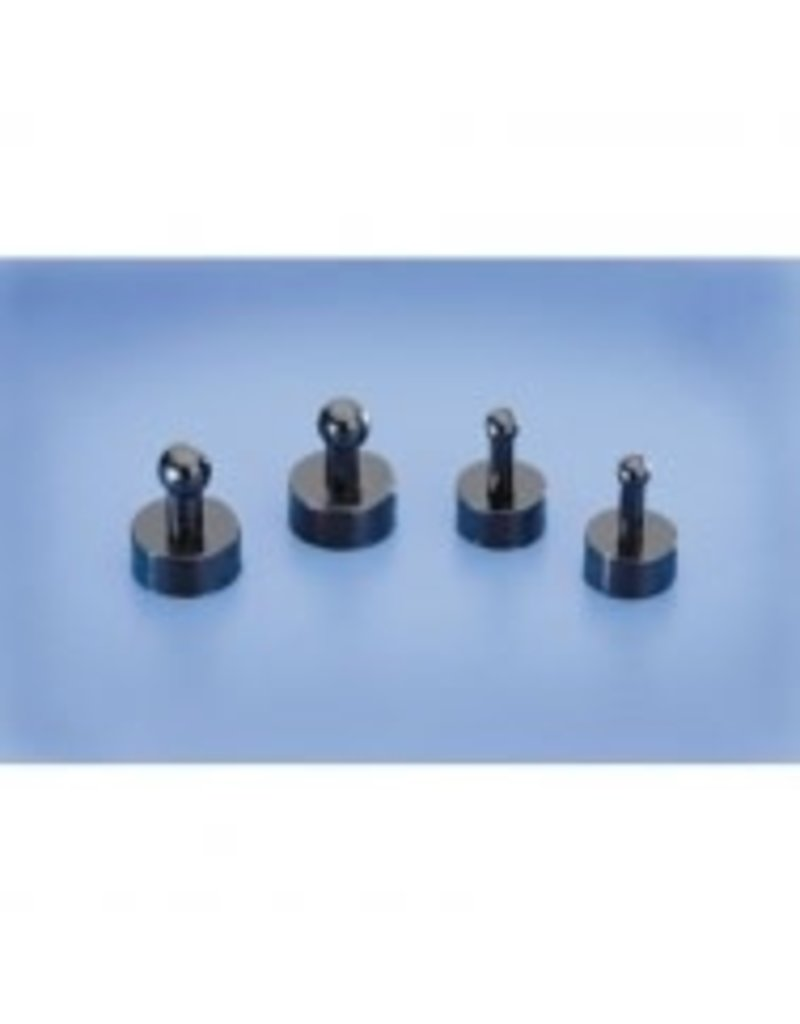 Dubro Dubro Plugs Fuel Line 2 Small 2 Large