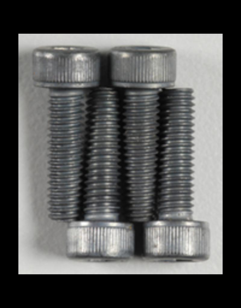 Dubro Dubro 4.0Mm X 14 Socket-Head Cap Scr (4)