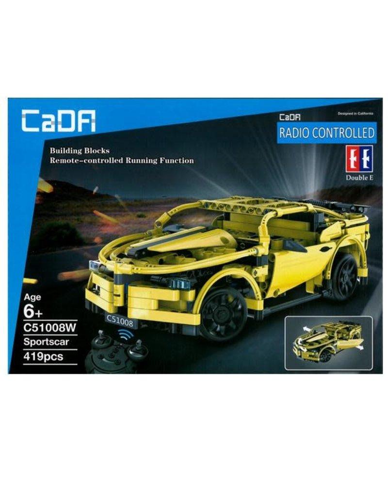 Double E Double E Chevrolet Bumblebee Sports Car R/C 419pc