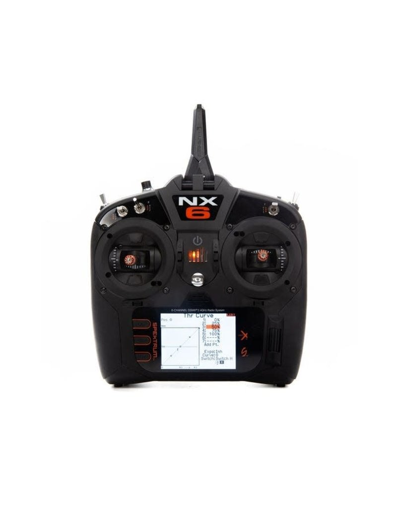 Spektrum Spektrum NX6 6-Channel DSM-X Transmitter Only, Mode 2