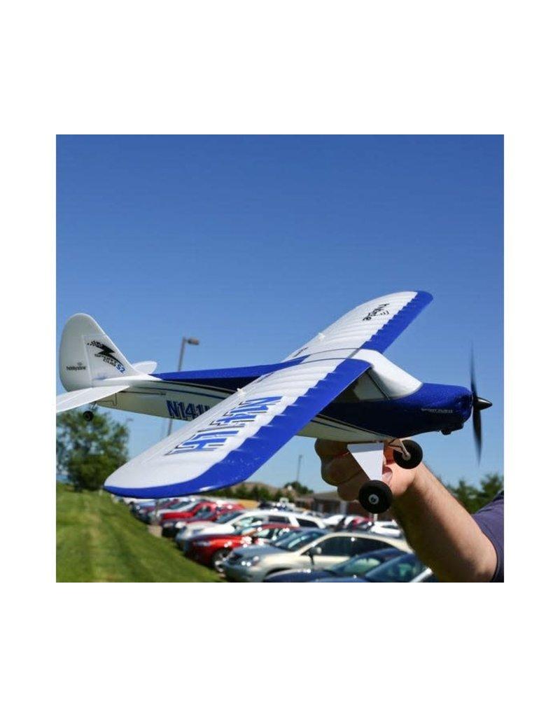 Hobbyzone HobbyZone Sport Cub S V2 RC Plane, RTF Mode 2, with SAFE