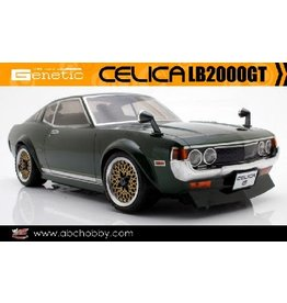 ABC Bodies ABC Bodies Body Celica Fast Back 160mm