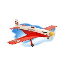 Phoenix Model Phoenix Model Strega P-51 RC Plane, .46 Size ARF, PHSTREGA-46