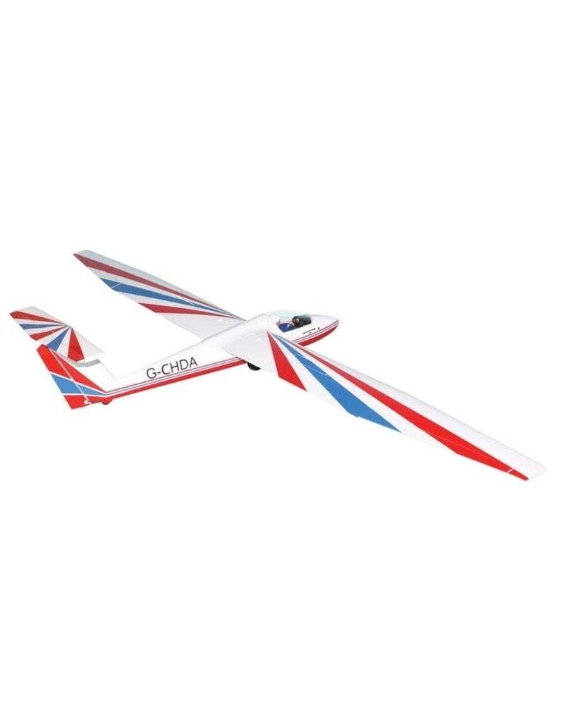 Seagull models Seagull Models Pilatus B4 Glider RC Plane, 3000mm ARF