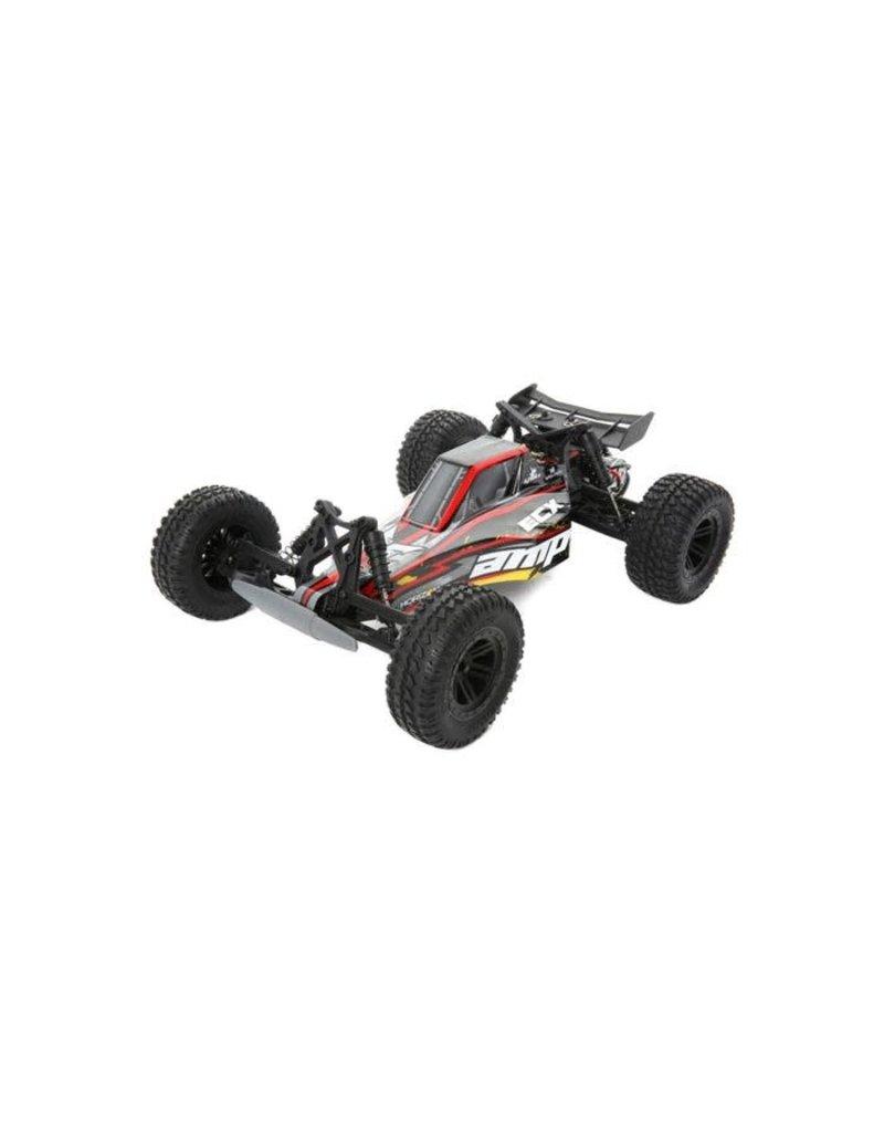 ECX ECX Amp 1:10 2wd Desert Buggy RTR Black / Red