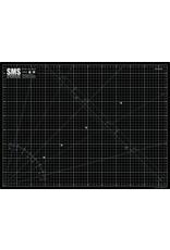 The Scale Modellers Supply Premium Cutting Mat A2 BLACK
