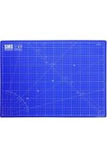 The Scale Modellers Supply Premium Cutting Mat A2 BLUE