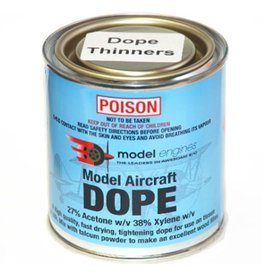Model Engines Model Engines Model Aircraft Dope Thinners 250ml