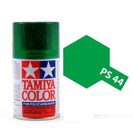 Tamiya Tamiya PS-44 Translucent Green Polycarbanate Spray Paint 100ml