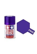 Tamiya Tamiya PS-45 Translucent Purple Polycarbanate Spray Paint 100ml