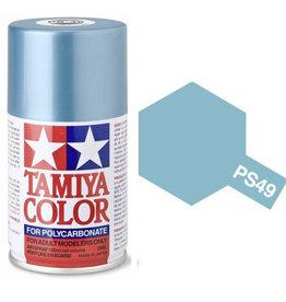 Tamiya Tamiya PS-49 Sky Blue Anodised Aluminium Polycarbanate Spray Paint 100ml