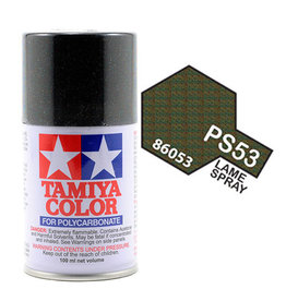 Tamiya Tamiya PS-53 Lame Flake Polycarbanate Spray Paint 100ml