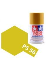 Tamiya Tamiya PS-56 Mustard Yellow Polycarbanate Spray Paint 100ml