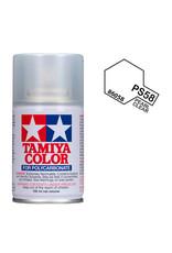 Tamiya Tamiya PS-58 Pearl Clear Polycarbanate Spray Paint 100ml