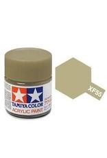 Tamiya Tamiya XF-55 Deck Tan Flat Acrylic Paint 10ml