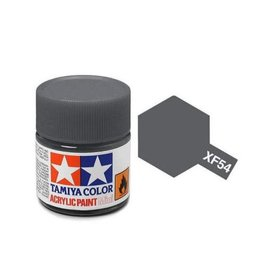 Tamiya Tamiya XF-54 Dark Sea Grey Flat Acrylic Paint 10ml