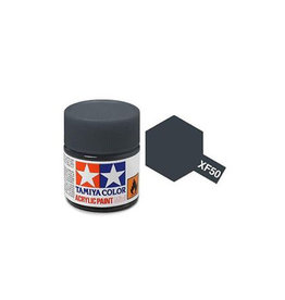 Tamiya Tamiya XF-50 Field Blue Flat Acrylic Paint 10ml