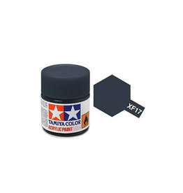 Tamiya Tamiya XF-17 Sea Blue Flat Acrylic Paint 10ml