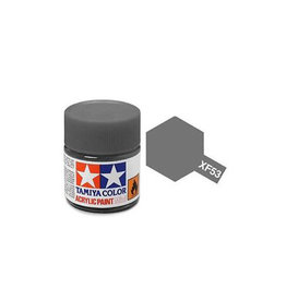 Tamiya Tamiya XF-53 Neutral Grey Flat Acrylic Paint 10ml