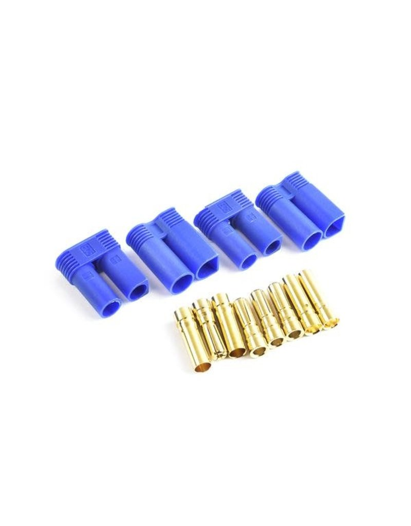 Tornado RC EC5 5mm plug(Male&Female) 2pairs/bag