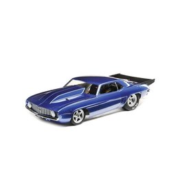 Losi Losi 1969 Camaro 22S No Prep Brushless Drag Car, RTR, Blue
