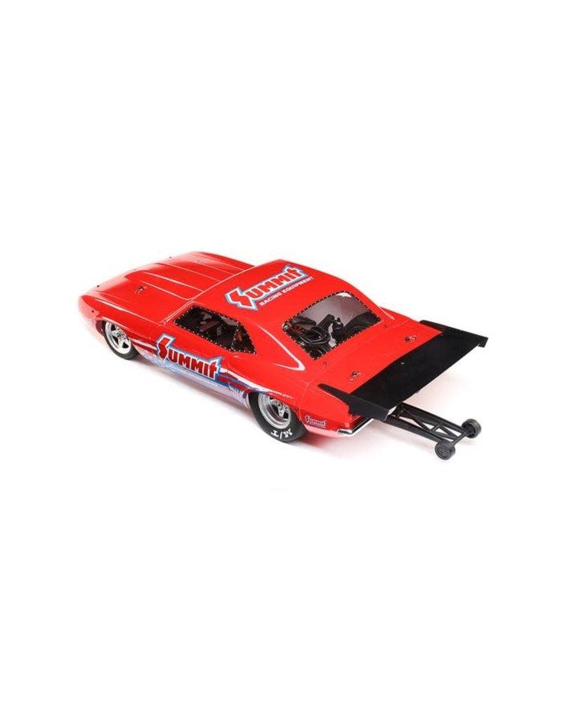 Losi 1969 Camaro 22S No Prep Brushless Drag Car, RTR, Summit
