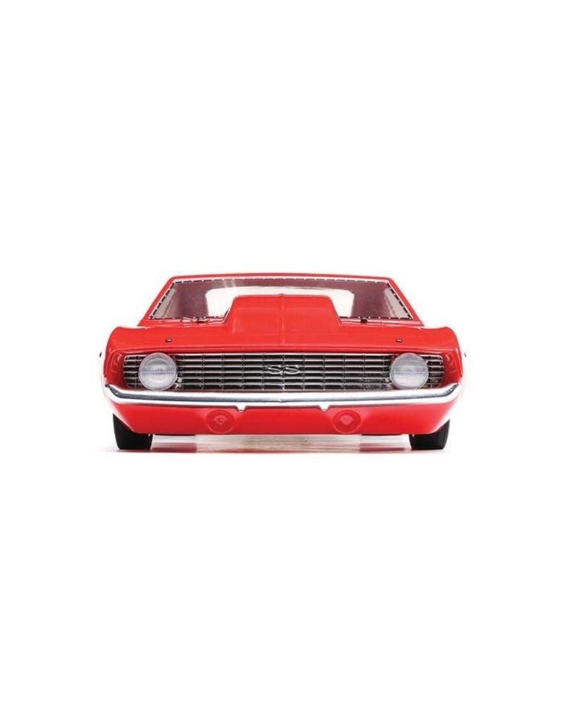 Losi Losi 1969 Camaro 22S No Prep Brushless Drag Car, RTR, Summit, Red