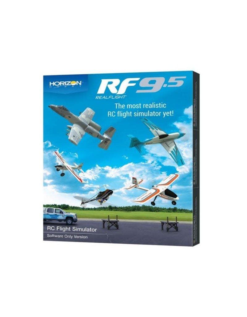 Spektrum RealFlight RF9.5 Flight Simulator Software