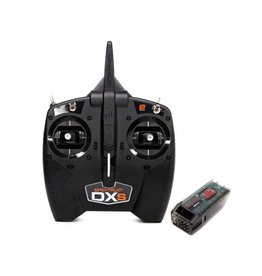 Spektrum Spektrum DXS 7 Channel DSM-X 2.4GHz Transmitter with AR410 Receiver, Mode 1