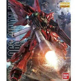 Bandai Bandai 0181597 1/100 MG Sinanju (Anime Colour Version)