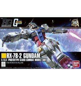 Bandai 1/144 HGUC RX78-2 GUNDAM