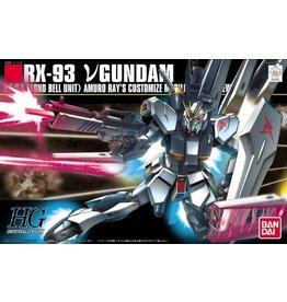 Bandai Bandai 5057953 1/144 HGUC RX-93 Nu Gundam
