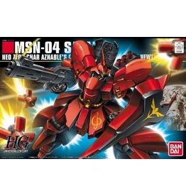 Bandai Bandai 5058889 1/144 HGUC MSN-04 Sazabi