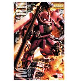 Bandai MG 1/100 MS-06S CHAR'S ZAKU ver. 2.0