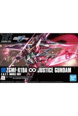 Bandai Bandai 5058930 1/144 HGCE ZGMF-X19A Infinite Justice Gundam